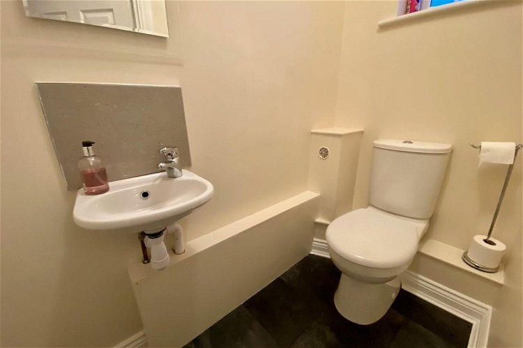 Cloakroom/WC - Picture 8 of 15
